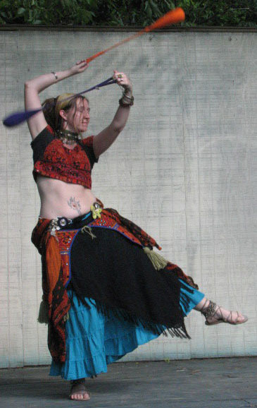 FAQ: Where Did You Get Those (belly dance) Shoes?