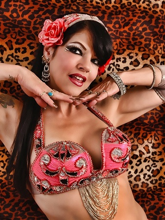 Belly Dance and Burlesque (2/2)