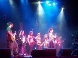 Dante's GypsyCircus with Crazy Legs at the Madison Theater