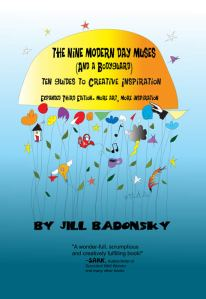 inspirational book, Jill Badonsky, creativity